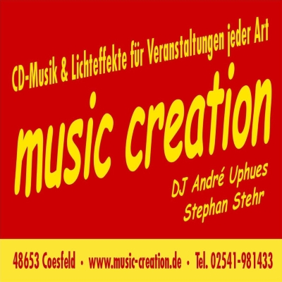 music creation logo